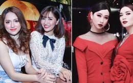 """Những hội bạn thân """"lầy lội"""" nhất showbiz Việt: Chỉ cần xuất hiện cùng nhau đã đủ khiến khán giả cười lăn lộn"""