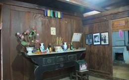 Giải mã bức hoành trong Dinh thự Vua Mèo Vương Chí Sình