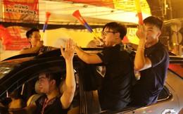 Người dân cả nước đổ ra đường ăn mừng chiến thắng quả cảm của U23 Việt Nam