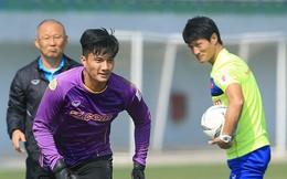 Bộ đôi thầm lặng của U23 Việt Nam và niềm vui cho HLV Park Hang-seo