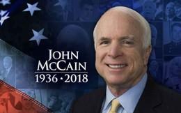 Cảm nhận khi đọc lời vĩnh biệt của Thượng nghị sỹ John McCain