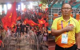 CĐV xứ Kim Chi: Hàn Quốc thắng đúng không nhỉ? Tôi đang phát điên ở Hà Nội rồi đây!