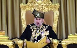 Quốc vương Malaysia hủy sinh nhật, dành tiền để chính phủ trả nợ