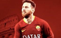 Chủ tịch Roma bất ngờ tiết lộ chuyện gặp gỡ Barca để chiêu mộ Messi