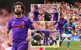 """Sau màn vùi dập Man United, Liverpool dìm thêm Á quân Serie A trong """"mưa bàn thắng"""""""
