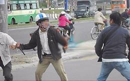 TP HCM: Hòa giải vụ đánh ghen của sếp doanh nghiệp, thượng úy công an bị tông trật khớp chân