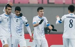 Bóng đá Uzbekistan có biến trước thềm cuộc chiến với U23 Việt Nam