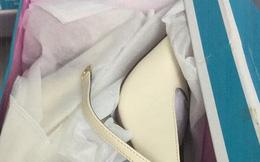 6.200 giày dép, túi xách có dấu hiệu giả Louis Vuitton