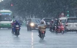 Miền núi phía Bắc đề phòng sạt lở, miền Nam mưa lớn
