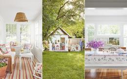 Tự đóng đồ nội thất, ngôi nhà nhỏ của gia đình 6 người được tân trang đẹp khó rời mắt