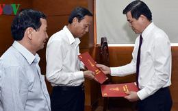 Bà Rịa-Vũng Tàu: Luân chuyển, bổ nhiệm hàng loạt vị trí lãnh đạo