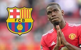 Nóng: Pogba đạt được thỏa thuận với Barcelona, sẵn sàng rời Man United