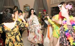Cận cảnh biệt thự triệu đô của Hoa hậu Đền Hùng Giáng My