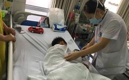 Ca bệnh chưa từng gặp trong y văn VN: Cháu bé 2 tuổi bị sán chó mèo đâm thủng 50 lỗ ở ruột