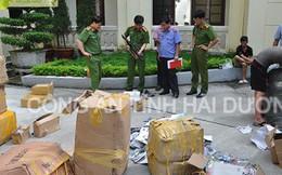 Rao bán súng sát thương qua mạng, chuyển qua bưu điện