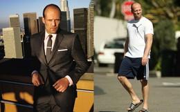 Siêu sao Jason Statham: Gã bán hàng rong mánh khóe và kẻ giàu sang nghiện đi dép lê