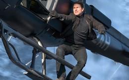 Một cái nhìn gần gũi hơn vào những pha mạo hiểm chết người Tom Cruise đã tự mình thực hiện trong Nhiệm vụ Bất khả thi