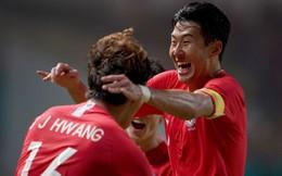 Hạ gục U23 Nhật Bản bằng hiệp phụ, Son Heung-min rạng rỡ bước lên ngôi vô địch