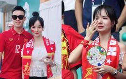 Nữ CĐV Việt Nam được báo Hàn săn đón: Em khóc từ khi đá luân lưu vì thương các cầu thủ quá!