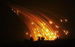 Bộ Quốc phòng Nga: Quân đội Mỹ tấn công Syria bằng bom cấm