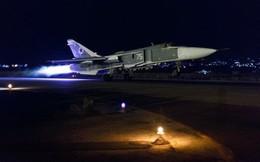 """Không quân Nga-Syria sử dụng chiến thuật """"non-stop"""": Idlib ầm ầm rung chuyển suốt ngày đêm"""