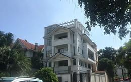 Khu đô thị Mễ Trì Hạ: Xuất hiện nhiều biệt thự có kiến trúc, chiều cao 'bất thường'?