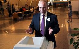 Gặp rắc rối khi đi bầu cử, Tổng thống Putin bị từ chối tới hai lần