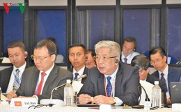 Ông Nguyễn Chí Vịnh dự Hội nghị Thứ trưởng Quốc phòng ASEAN-Nhật Bản