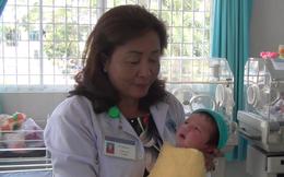 Bé gái mới sinh bị mẹ ruột nhẫn tâm bỏ rơi tại bệnh viện