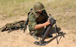 """""""Súng cối êm ả"""" mang tới cái chết bất ngờ: Vũ khí nguy hiểm nhất của lính đặc nhiệm Nga"""