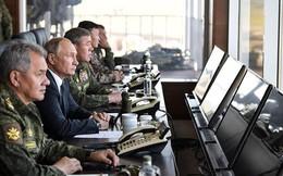 Ông Putin thị sát cuộc tập trận Vostok-2018 lớn nhất lịch sử hiện đại Nga