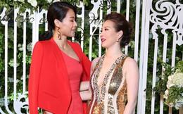 Hoa hậu Thu Hoài thích thú được sao đình đám TVB tặng hàng hiệu hơn 100 triệu đồng