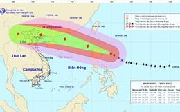 Hà Nội ra công điện khẩn ứng phó siêu bão Mangkhut