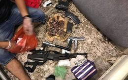 """""""Ông trùm"""" Phạm Bá Sơn bị áp sát, không kịp động thủ với khẩu súng đã lên đạn ở đầu giường"""