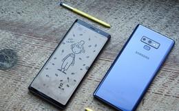 Mặc kệ iPhone XS Max, dân tình vẫn đổ xô đi mua Galaxy Note9 đến mức Samsung không còn hàng để bán