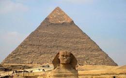 Năng lượng huyền bí trong đại kim tự tháp Giza