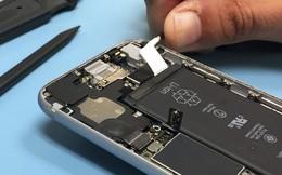 Pin iPhone bị chai hãy đi thay ngay vì bạn chỉ còn vài tháng để thay với giá rẻ