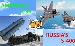Mỹ nói F-35 vô song, Nga giễu cợt: Tàng hình thua cả Su-57, sao qua mặt S-300/400 ở Syria