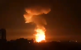 Pháp, Israel đồng loạt đánh lớn vào Syria, phòng không Nga đã diệt nhiều mục tiêu