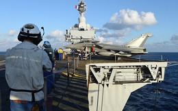 BQP Nga chỉ đích danh tàu chiến Pháp phóng tên lửa tấn công Syria từ Địa Trung Hải