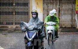 Thời tiết 18/9: Hà Nội có mưa dông rải rác