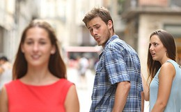 Câu chuyện thú vị đằng sau hình ảnh 'bạn trai xao nhãng' từng gây sốt trên Internet