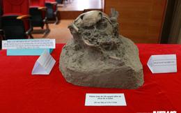 Ảnh: Xương người tiền sử trong hang động núi lửa được phát hiện ở Đắk Nông