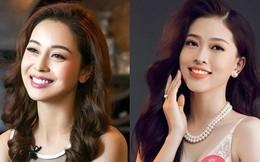 Cộng đồng mạng phát hiện cặp chị em song sinh showbiz mới: Á hậu Phương Nga và Jennifer Phạm