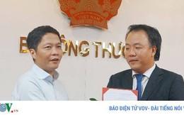 Ông Trần Hữu Linh làm Tổng Cục trưởng Tổng cục Quản lý thị trường