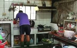 Gia đình Đài Loan phải đi ủng vào bếp trong 7 năm vì 1 lý do không ngờ