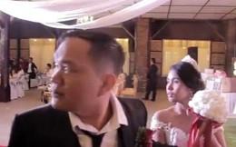 Cặp đôi đang chuẩn bị trao nhẫn thì bão Mangkhut càn qua, ngày vui bỗng chốc thành thảm họa