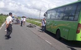 Đâm trực diện xe khách, 2 nam thanh niên đi xe máy tử vong thương tâm