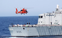 Tuần sau, tàu khu trục tối tân của Canada sẽ thăm Đà Nẵng và diễn tập trên biển với HQ Việt Nam