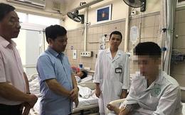 Phó Chủ tịch Hà Nội lý giải việc thăm các nạn nhân trong vụ 7 người chết ở đêm nhạc hội